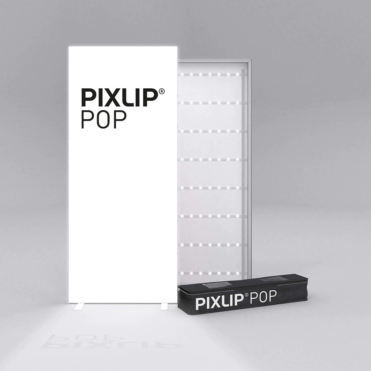 LED Rollup Pixlip Pop